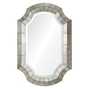 Ren-Wil Emmanuelle Framed Octagon Mirror