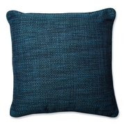Pillow Perfect  Tweak Azure Throw Pillow; 18'' x 18''