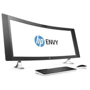 HP Envy Curved 34-A000 34-A010 All-In-One Computer - Intel Core I5 I5-6400t 2.20 Ghz - Desktop