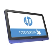 HP All-in-One AMD Quad-Core A6,  Blue (22310)