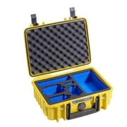 B&W Type 1000 Outdoor Case for GoPro Actioncam/Accessories, Yellow