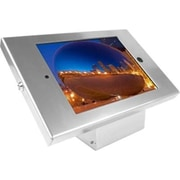 Mac Locks® iPad Mount Kiosk Bundle with Security Lock, 101S202ENS, Silver