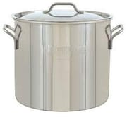Bayou Classic® 1440 10 Gallon Stainless Steel Brew Pot, Silver