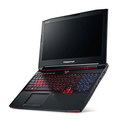 Acer Predator G9-591-70VM 15.6 Gaming Notebook IPS display Intel Core i7-6700HQ, 1TB SATA, 16GB, Windows 10, Black