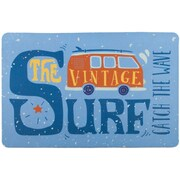Island Girl Home Vintage Surf Van Floor Mat