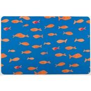 Island Girl Home Fish Tank Floor Mat