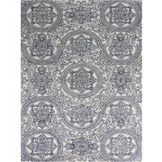 AMER Rugs Serendipity Hand-Tufted Navy Blue Area Rug; 7'6'' x 9'6''