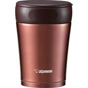 Zojirushi 1.5 Cup Stainless Steel Food Jar; Nut Brown