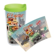 Tervis Tumbler Disney Muppets Most Wanted Movie 16 Oz. Tumbler with Lid