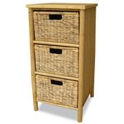 Heather Ann Cabinet w/ 3 Drawers