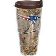 Tervis Tumbler NFL Realtree Camo 24 Oz. Tumbler; New England Patriots