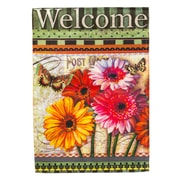 Evergreen Enterprises, Inc Floral Wishes Garden Flag