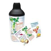 Tervis Tumbler Eat Drink Be Merry Summer Drink 16 Oz. Water Bottle