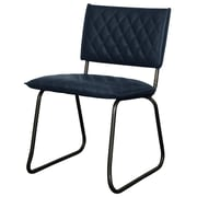 New Pacific Direct Patrick Side Chair (Set of 2); Vintage Blue