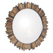 Gild Gild Nature's Reflection Wall Mirror