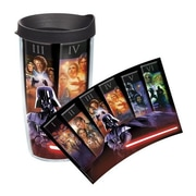 Tervis Tumbler Star Wars All Posters 16 Oz. Tumbler with Lid