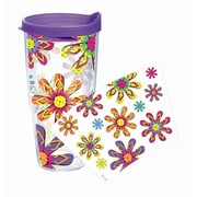 Tervis Tumbler Sun and Surf Flip Flops 24 Oz. Tumbler with Lid