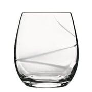 Luigi Bormioli Aero Stemless Wine Glass (Set of 6)