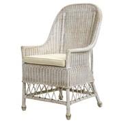 Jeffan Diana Rattan Arm Chair