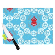 KESS InHouse Frosted by Miranda Mol Cutting Board; 11.5 '' H x 15.75'' W x 0.5'' D