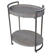 MOTI Furniture Syracuse Serving Cart