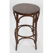 Alston Lugano 24'' Bar Stool; Mocha