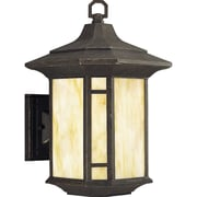 Progress Lighting Arts and Crafts 1 Light Outdoor Sconce