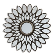 Selections by Chaumont Sunflower Decorative Mirror