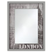 Selections by Chaumont Cosmopolitan Mirror; London Print