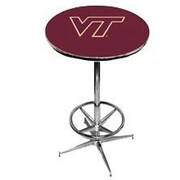 Wave 7 NCAA Pub Table; Virginia Tech