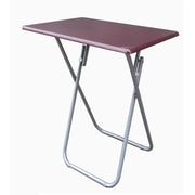 Wee's Beyond Tv Tray Table; Cherry