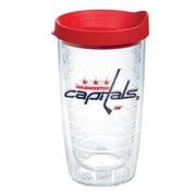 Tervis Tumbler NHL Washington Capitals Tumbler; 16 oz.  / Red Lid