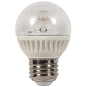Westinghouse Lighting 7-Watt (60-Watt) Globe G16-1/2 Dimmable LED Light Bulb