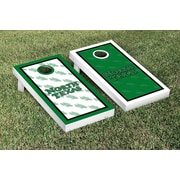 Victory Tailgate NCAA Cornhole Game Set; North Texas Mean Green
