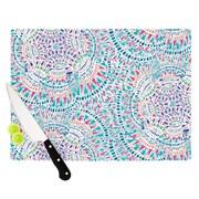 KESS InHouse Kaleidoscopic by Miranda Mol 8.25'' Cutting Board