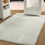 Affinity Linens Hand-Woven Ivory Indoor Area Rug; 3' x 5'
