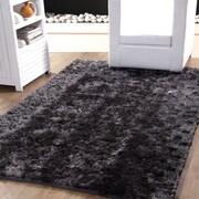 Affinity Linens Hand-Woven Grey Indoor Area Rug; 3' x 5'