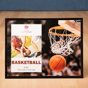 FashionCraft Fabulous Glass Basketball Picture Frame