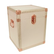 Seward Trunk Broadway Cube Trunk