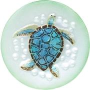 LS Arts, Inc. Turtle Platter