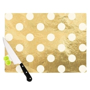 KESS InHouse Scatte Cutting Board; 11.5 '' H x 15.75'' W x 0.5'' D