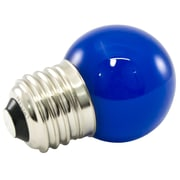 American Lighting LLC Blue Frosted 120-Volt LED Light Bulb (Set of 25); 1.2