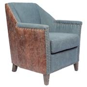 Joseph Allen Rustic Occasional Arm Chair