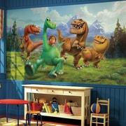 Room Mates The Good Dinosaur Chair Rail Prepasted Wall Mural