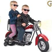 Giggo Toys Rebel Ryder 6V Battery Powered Motorcycle