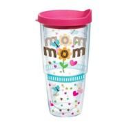 Tervis Tumbler Celebrate Life Mom Flower Tumbler; 24 oz.