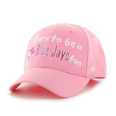 Toronto Blue Jays Infant Little Fan Cap, Pink