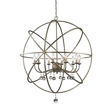 Z-Lite – Luminaire suspendu Acadia 415-36, Nombre d'ampoules : 10