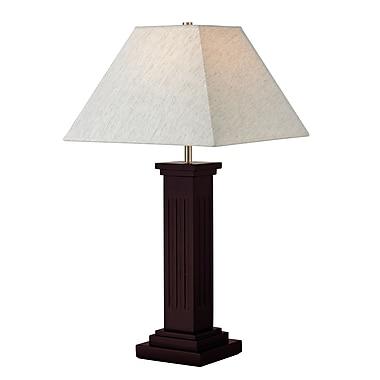 Z-Lite – Lampe de table TL110, 1 ampoule, lin