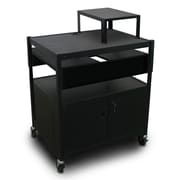 Marvel Office Furniture Vizion Adjustable Electrical Cart